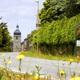 circuit GPS de rando, Circuit du pors aux Chouans - Le Ferré    : Entrée du bourg de Le Ferré