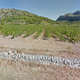 trail GPS : hike, Du moulin aux Gouleyrous – Vingrau   :