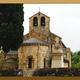 circuit GPS de cyclotourisme, Foix Palma de Mallorca étape 1 Foix Carcassonne : Eglise de St-Jean-de-Verges © PierreG 09 - Wikipédia