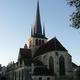 circuit GPS de rando, Circuit des Cadoles (long) – Les Riceys : Eglise de Riceys-Bas © Peter Potrowl - Wikipédia