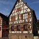circuit GPS de rando, Le circuit des Grands Crus – Marlenheim : Maison Alsacienne à Balbronn Alsace © Les circuits de Bacchus
