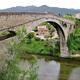 circuit GPS de rando, Pélerinage à Saint Ferréol – Céret : Le pont du diable © Tubamirum - Wikipédia