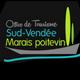 circuit GPS de rando, Sentier entre plaine et marais - Saint-Sigismond : © OT Sud-Vendée Marais Poitevin