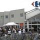 circuit GPS de vtt, Le Dauphin de l'Isle d'Abeau 2008 - 35 kms : Arrivée et Départ sur le parking de Carrefour L'isle D'abeau