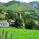 circuit GPS de rando, Gorges de Kakouetta : Village de Sainte Engrace ©CDT 64