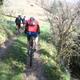 circuit GPS de vtt, Le long du Tarn vers Arthes : Début par une piste...