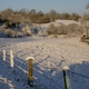 trail GPS : outdoor bike, Last snow in Escoussens : Neige © lautre - FOTOLIA