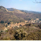 circuit GPS de rando, Le Devois - Mont Cabanes PR®  : Graissessac vue du Mont Cabanes ©Mairie Graissessac