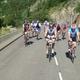 circuit GPS de cyclotourisme, La Marmotte - Galibier - Alpe d'Huez : Col de la Croix de Fer