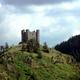 circuit GPS de rando, Le site d'Alleuze en Auvergne PR®  : Chateau_Alleuze ©Josephbanjo Wikipedia