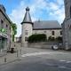 trail GPS : hike, La Promenade des Trois Clochers : le château et l'église de Bioul