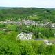 trail GPS : hike, De Rochehaut à Poupehan par les sentiers de crête : Point de vue sur Poupehan