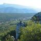 circuit GPS de vtt, Les Vallons du Pas D'oullier : Hameau de Roqhefort
