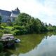 circuit GPS de rando,vtt, De Merbes-le-Château à Solre-sur-Sambre : La Sambre à Solre-sur-Sambre et son église
