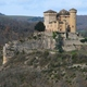 circuit GPS de vtt, Balade autour de Compeyre dans la vallée du Tarn : Chateau de Cabrieres ©giletclo Panoramio