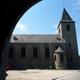 circuit GPS de rando,vtt, D'Aiseau à l'abbaye d'Oignies par la vallée de la Biesme : l'église d'Oignies