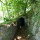 trail GPS : hike, Ecaussinnes et le Val de la Sennette : Le tunel des amoureux