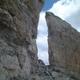 trail GPS : hike, La brèche de Roland :