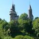 circuit GPS de rando,vtt, De Wierde à Faulx-les-Tombes par le Mont-Sainte-Marie : Le château de Faulx-les-Tombes