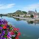 circuit GPS de rando,vtt, Balade à Givet : La Meuse et Givet saint-Hilaire