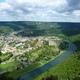 circuit GPS de rando, De Haybes la Jolie à Fumay par les sentiers de crêtes : Point de vue sur Fumay