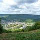 circuit GPS de rando, De Haybes la Jolie à Fumay par les sentiers de crêtes : Point de vue du parapente