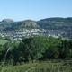 circuit GPS de rando, Col de la Molède : La ville de Murat