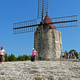 circuit GPS de rando, Fontvieille sur les pas de Daudet  : Fontvieille - le Moulin de Daudet ©M.Adrien