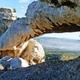 circuit GPS de rando,  La Ciotat - la Grande Arche  : La Grande Arche ©M.Adrien