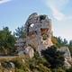 circuit GPS de rando, Le tour des Baux de Provence : ©M.Adrien