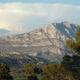 circuit GPS de rando,vtt, Le Bouquet - Le Tholonet : Montagne Ste Victoire