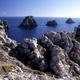 circuit GPS de cyclotourisme, Tro Bro Kornog A Bell (Circuit Camaret Cyclo)- Camaret sur Mer : La pointe du Penhir © Wikipédia - Ifernyen
