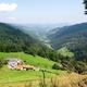 trail GPS : outdoor bike, Rando du Val d'Argent : La haute vallée, vue du col des Bagenelles- ©Wikipedia