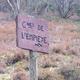 trail GPS : hike, Soum de Hailla :