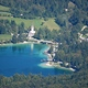 circuit GPS de rando, Via Alpina - R10 1/2 - Crna Prst - Vogel : Lac from Vogel ©David J.Hill Panoramio