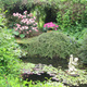 circuit GPS de rando,vtt,cheval, Circuit de la Grande Boissière  -  Saint-Victor-d'Epine : Les jardins du Clos Saint François à St Victor d'Epine © www.normandie-accueil.fr