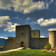 circuit GPS de cyclotourisme, CCS FFC Aude en Pyrénées - Circuit n°13 - Quillan : Château de Puivert ©Nicolas Mertens Panoramio