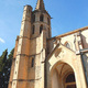 circuit GPS de rando,cheval, La colline du calvaire – Chalabre : Eglise de Chalabre © clochers.org - Catherine RAYBAUT