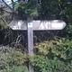 circuit GPS de rando,vtt,course à pied, Les chemins d'Azas à Lugan : Le balisage