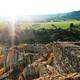 circuit GPS de rando, Mâlain - Charmoy - Baulme le Roche : Ruines du chateau de Mâlain ©djailes Panoramio