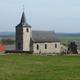 circuit GPS de rando, De Wiesme à Revogne par les villages de Martouzin-Neuville : Eglise de Martouzin-Neuville