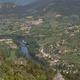 circuit GPS de rando, Gorges de la Jonte - Alayrac :