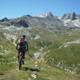 circuit GPS de vtt, Tour des Rois Mages en VTT - Névache : En direction du Thabor