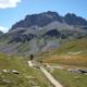 circuit GPS de vtt, Tour des Rois Mages en VTT - Névache : Début de la dernière descente