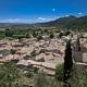 circuit GPS de vtt, Base VTT FFCT Val de Durance - Les Iscles – Circuit n°9 - Peyruis : Village de Peyruis
