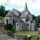 trail GPS : hike, Foy Notre Dame et le chemin des Pèlerins : Eglise de Celles