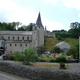 trail GPS : hike, Foy Notre Dame et le chemin des Pèlerins : Le village de Celles