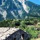 circuit GPS de rando, Crête de Bluye - Du Col de Fontaube à Mollans sur Ouvèze : Mont Ventoux du col de Fontaube ©alitza Panoramio