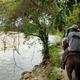 trail GPS : horse, Boucle des Balcons des Pyrénées - Saurat - Mercus-Garrabet  : © Renaud Faucilhon