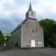 circuit GPS de rando,vtt, Balade entre la Lesse et l'Iwoigne : Eglise Sainte Hélène à Custinne
